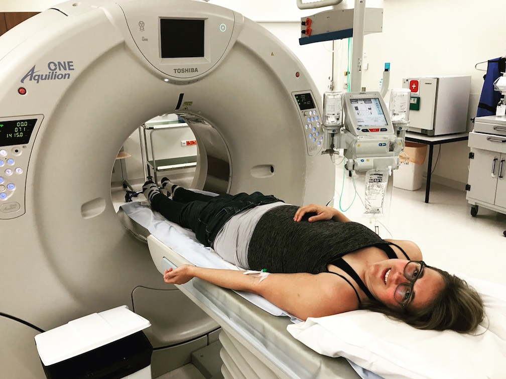 CT-scan nummer 3